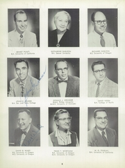 Page 12, 1958 Edition, Live Oak High School - La Encina Yearbook (Morgan Hill, CA) online yearbook collection
