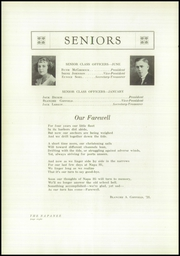Page 10, 1921 Edition, Napa High School - Napanee Yearbook (Napa, CA) online yearbook collection