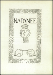 Page 3, 1921 Edition, Napa High School - Napanee Yearbook (Napa, CA) online yearbook collection