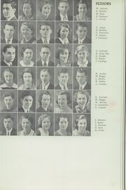 Page 11, 1935 Edition, Napa High School - Napanee Yearbook (Napa, CA) online yearbook collection