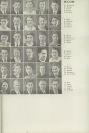 Page 14, 1935 Edition, Napa High School - Napanee Yearbook (Napa, CA) online yearbook collection