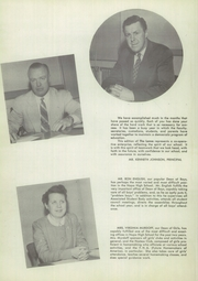 Page 10, 1951 Edition, Napa High School - Napanee Yearbook (Napa, CA) online yearbook collection