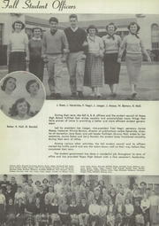 Page 12, 1951 Edition, Napa High School - Napanee Yearbook (Napa, CA) online yearbook collection