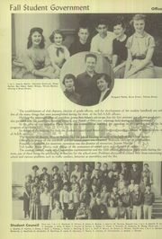 Page 14, 1952 Edition, Napa High School - Napanee Yearbook (Napa, CA) online yearbook collection