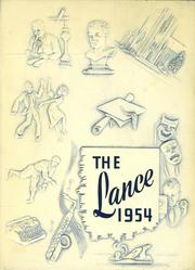 Page 1, 1954 Edition, Napa High School - Napanee Yearbook (Napa, CA) online yearbook collection
