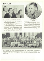 Page 11, 1954 Edition, Napa High School - Napanee Yearbook (Napa, CA) online yearbook collection