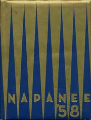 Napa High School - Napanee Yearbook (Napa, CA) online yearbook collection, 1958 Edition, Page 1