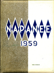 Page 1, 1959 Edition, Napa High School - Napanee Yearbook (Napa, CA) online yearbook collection