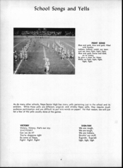 Page 6, 1959 Edition, Napa High School - Napanee Yearbook (Napa, CA) online yearbook collection