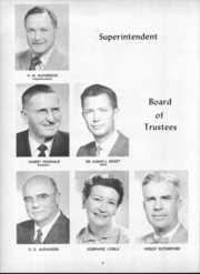 Page 8, 1959 Edition, Napa High School - Napanee Yearbook (Napa, CA) online yearbook collection