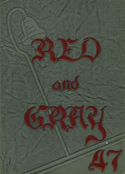 1947 Edition, Sweetwater High School - Red and Gray Yearbook (National City, CA)