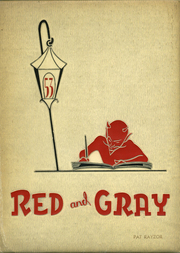1953 Edition, Sweetwater High School - Red and Gray Yearbook (National City, CA)