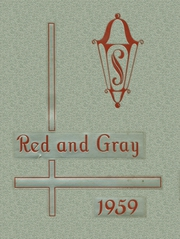 1959 Edition, Sweetwater High School - Red and Gray Yearbook (National City, CA)