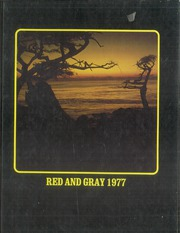 1977 Edition, Sweetwater High School - Red and Gray Yearbook (National City, CA)