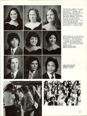 Page 17, 1977 Edition, Sweetwater High School - Red and Gray Yearbook (National City, CA) online yearbook collection