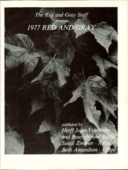 Page 5, 1977 Edition, Sweetwater High School - Red and Gray Yearbook (National City, CA) online yearbook collection