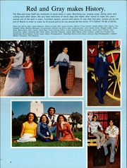 Page 10, 1978 Edition, Sweetwater High School - Red and Gray Yearbook (National City, CA) online yearbook collection