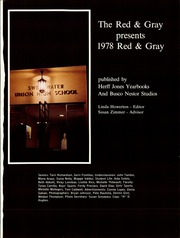 Page 5, 1978 Edition, Sweetwater High School - Red and Gray Yearbook (National City, CA) online yearbook collection