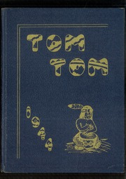 1944 Edition, Orestimba High School - Tom Tom Yearbook (Newman, CA)