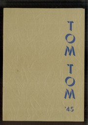 1945 Edition, Orestimba High School - Tom Tom Yearbook (Newman, CA)