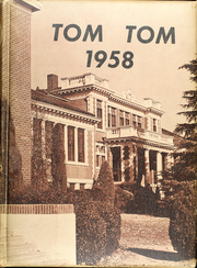 1958 Edition, Orestimba High School - Tom Tom Yearbook (Newman, CA)