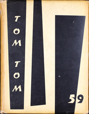 1959 Edition, Orestimba High School - Tom Tom Yearbook (Newman, CA)