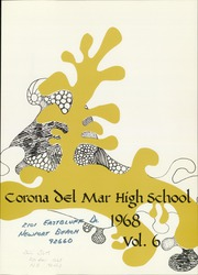 Page 5, 1968 Edition, Corona Del Mar High School - Ebbtide Yearbook (Newport Beach, CA) online yearbook collection