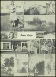 Page 10, 1943 Edition, East Nicolaus High School - Leaves of Yesterday Yearbook (Nicolaus, CA) online yearbook collection