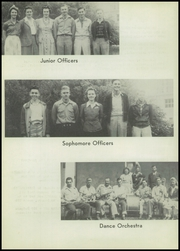 Page 16, 1943 Edition, East Nicolaus High School - Leaves of Yesterday Yearbook (Nicolaus, CA) online yearbook collection