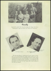 Page 7, 1943 Edition, East Nicolaus High School - Leaves of Yesterday Yearbook (Nicolaus, CA) online yearbook collection
