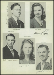 Page 8, 1943 Edition, East Nicolaus High School - Leaves of Yesterday Yearbook (Nicolaus, CA) online yearbook collection