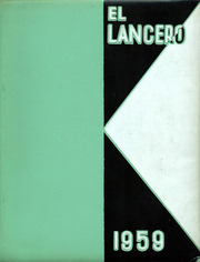 1959 Edition, Norwalk High School - El Lancero Yearbook (Norwalk, CA)