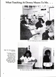 Page 12, 1976 Edition, Dewey High School - New Horizons Yearbook (Oakland, CA) online yearbook collection