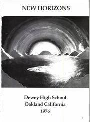 Page 5, 1976 Edition, Dewey High School - New Horizons Yearbook (Oakland, CA) online yearbook collection
