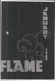 Fremont High School - Flame Yearbook (Oakland, CA) online yearbook collection, 1942 Edition, Page 1