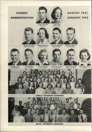 Page 12, 1942 Edition, Fremont High School - Flame Yearbook (Oakland, CA) online yearbook collection