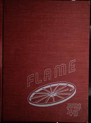 Fremont High School - Flame Yearbook (Oakland, CA) online yearbook collection, 1949 Edition, Page 1