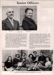 Page 10, 1949 Edition, Fremont High School - Flame Yearbook (Oakland, CA) online yearbook collection
