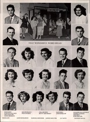 Page 12, 1949 Edition, Fremont High School - Flame Yearbook (Oakland, CA) online yearbook collection