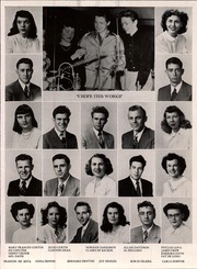 Page 15, 1949 Edition, Fremont High School - Flame Yearbook (Oakland, CA) online yearbook collection