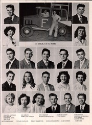 Page 17, 1949 Edition, Fremont High School - Flame Yearbook (Oakland, CA) online yearbook collection