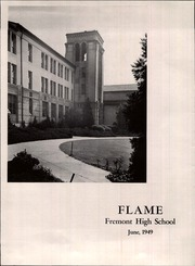 Page 6, 1949 Edition, Fremont High School - Flame Yearbook (Oakland, CA) online yearbook collection