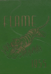 1955 Edition, Fremont High School - Flame Yearbook (Oakland, CA)