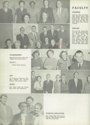 Page 10, 1956 Edition, Fremont High School - Flame Yearbook (Oakland, CA) online yearbook collection