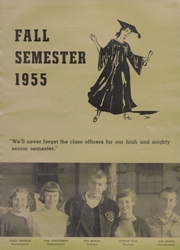Page 11, 1956 Edition, Fremont High School - Flame Yearbook (Oakland, CA) online yearbook collection