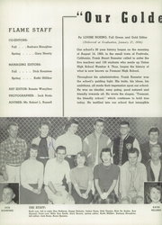 Page 6, 1956 Edition, Fremont High School - Flame Yearbook (Oakland, CA) online yearbook collection