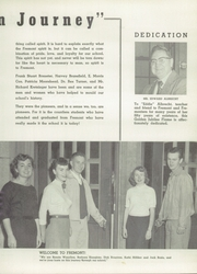 Page 7, 1956 Edition, Fremont High School - Flame Yearbook (Oakland, CA) online yearbook collection