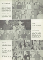 Page 9, 1956 Edition, Fremont High School - Flame Yearbook (Oakland, CA) online yearbook collection