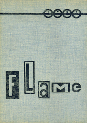 Page 1, 1957 Edition, Fremont High School - Flame Yearbook (Oakland, CA) online yearbook collection