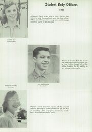 Page 14, 1957 Edition, Fremont High School - Flame Yearbook (Oakland, CA) online yearbook collection